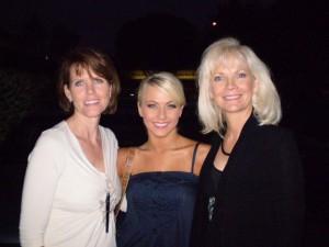 Derek's Moms and Julianne