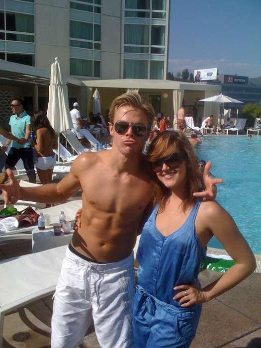 Sophia bush and james lafferty still dating 2009