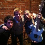 Sam Marder, Derek Hough, Mark Ballas