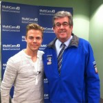 KOMO4 News with Derek Hough