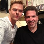 Derek Hough and Michael Orland