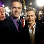 Randall Wise and Derek Hough