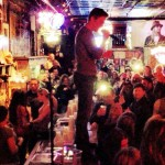 Derek Hough at Tootsies in Nashville