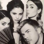 Derek Selena Lily Vanessa Oscar After Party