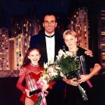 Derek Hough National Junior Outstanding Dancer 1998