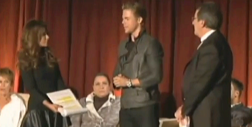 Derek Hough Is Recognized for His Talent