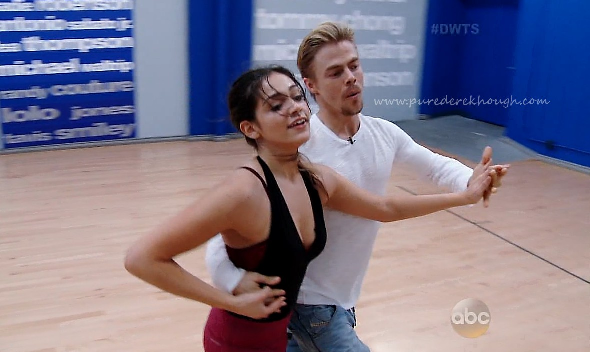 Dwts 19 week 8 val and janel parrish dating 1