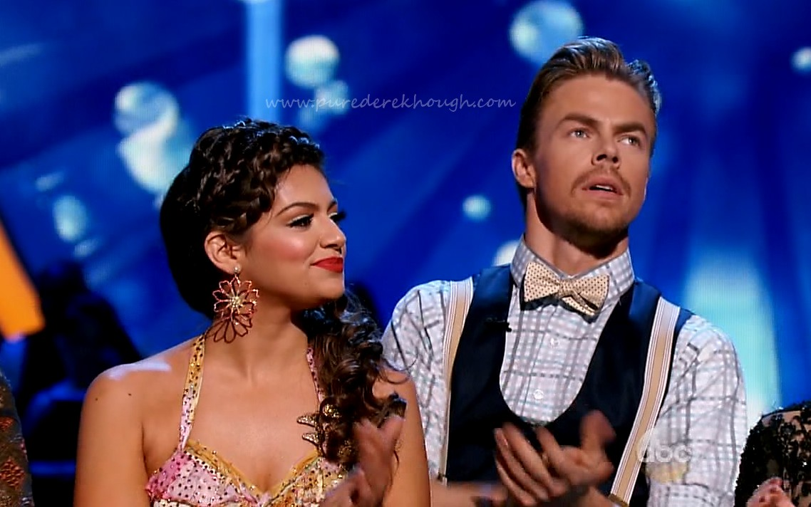 dwts season 19 week 5 bethany and derek dating