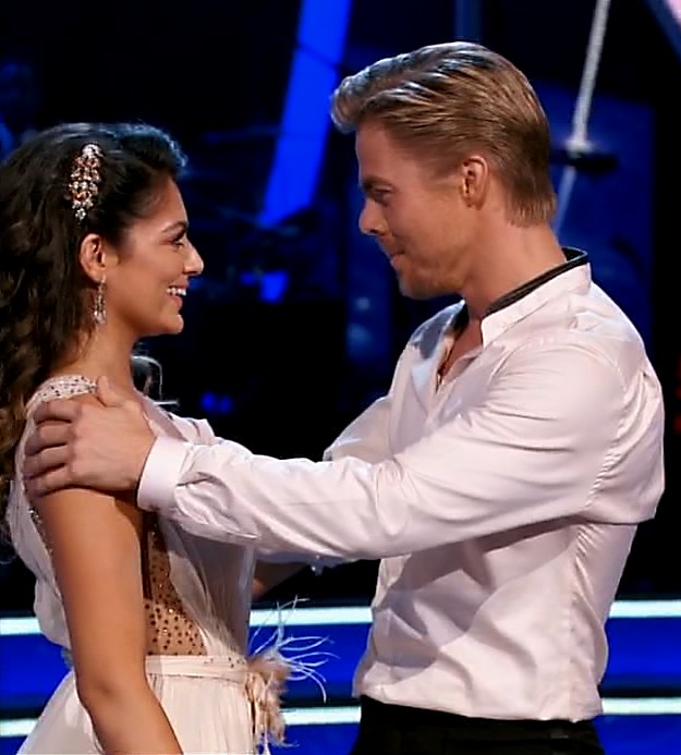 Dwts week 7 bethany and derek dating 7