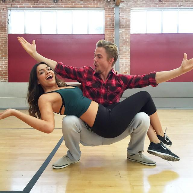 Is bethany mota and derek hough dating now