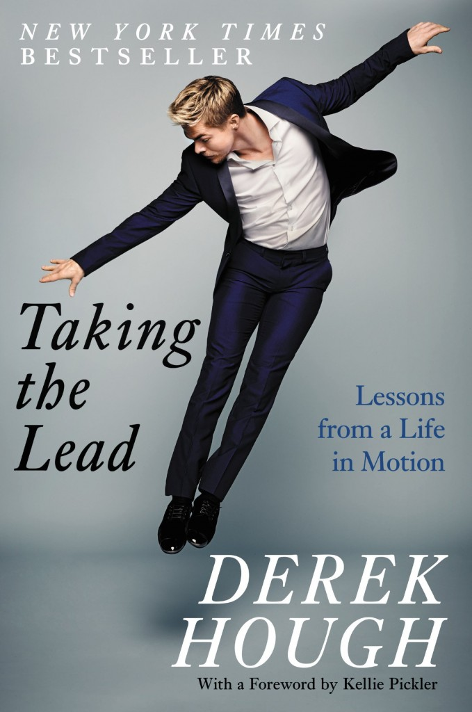 'Dancing With The Stars' Pro Derek Hough On His New Book, The Season 19 Cast And 'DWTS' Hookups