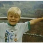 Young Derek Hough