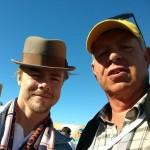 Derek Hough at the Super Bowl by rkenmckenzie
