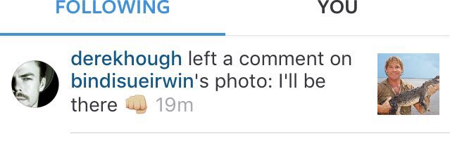Derek instagram