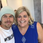 Derek Hough and Move Event July 24, 2016 courtesy of Andrea