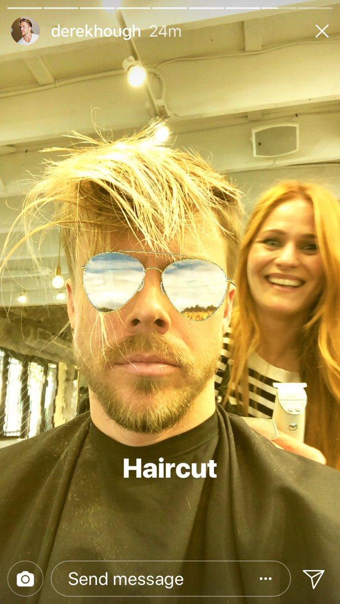 Derek Hough Haircut Time By Jennie Pure Derek Hough